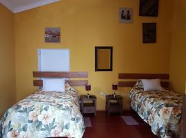 Hospedaje Familiar Kitamayu Pisac, guest house in Pisac