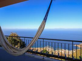 Paradise Ocean View, hotel in Porto Moniz