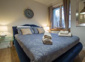 Blue Boat Apartment Sopot – hotel w pobliżu miejsca Stadion Leśny w mieście Sopot