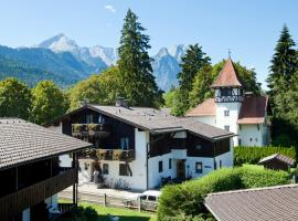 Hyperion Hotel Garmisch – Partenkirchen, pet-friendly hotel in Garmisch-Partenkirchen