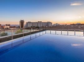 Allegro Granada, hotel in Granada