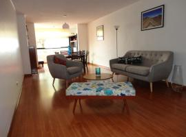 Miraflores Bello Apartamento, accessible hotel in Lima