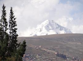 Paitití Hostel, bed and breakfast en La Paz