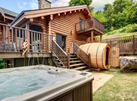 Chalet Grand Manitou by Location4Saisons, hotel in Saint-Faustin