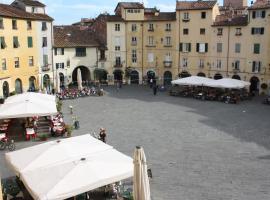 Micheli Suite Anfiteatro Square, hotel in Lucca