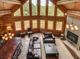 Chalet Boise by Location4Saisons, hotel in Saint-Faustin