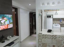 Lindo Apartamento à Beira Mar, hotel near Cabo Branco beach, João Pessoa