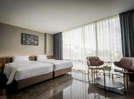 Onix Hotel Bangkok โรงแรมในกรุงเทพมหานคร