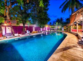 Bel Air Resort, hotel near Bangsal Harbour, Gili Air