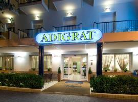 Hotel Adigrat con Ristorante, hotel near Viale Ceccarini, Riccione