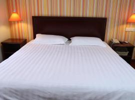 Pai Hotel Nanchang Chuanshan Squre, отель в городе Наньчан