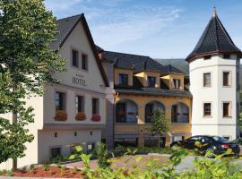Zlatá Lípa – Wellness Hotel, hotel v destinaci Děčín