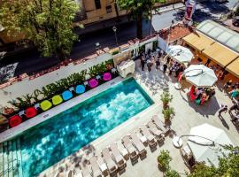 Los Angeles Hotel & Spa, hotel in Granada