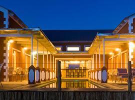 River Crossing Lodge, cabin in Windhoek