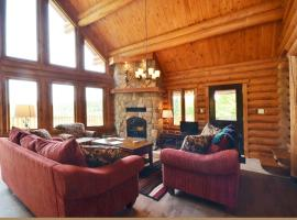 Chalet Loup Gris by Location4Saisons, hotel in Saint-Faustin