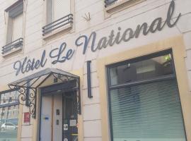 Hôtel Le National, hôtel à Saint-Étienne près de: EMLYON Campus Saint-Etienne