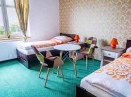 Penzion Pod Kopečkem, hotel v destinaci Česká Lípa