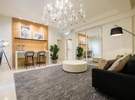 Metropol Ceccarini Suite, apartment in Riccione