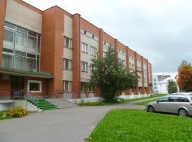 Roza Vetrov Hotel, hotel en Veliki Nóvgorod