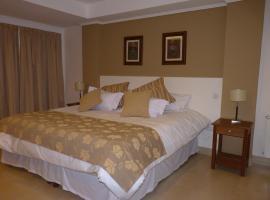 Hotel Astur, отель в городе Сальта