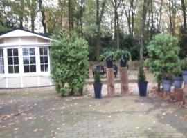 Chalet GEM, hotel dicht bij: Wageningen University & Research, Wageningen