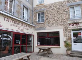 Taverne de la paix、La Ferté-Macéのホテル