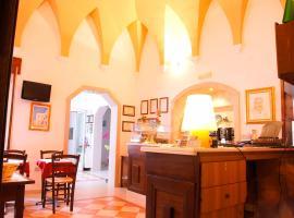 Albergo Vittoria, hotel in Taviano
