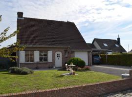 Rust aan de kust, pet-friendly hotel in Middelkerke