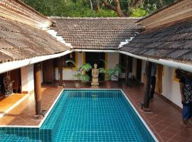 Little Siolim, self catering accommodation in Siolim
