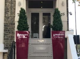Melandre Hotel By Saba, hotel near Olympia Exhibition Centre, London