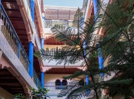 Hotel Central Palace, hôtel à Marrakech près de: Musée Boucharouite