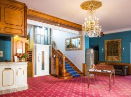 Hostellerie de La Roseraie, hôtel à Barbotan-les-Thermes