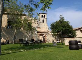Monastero Di Sant'Erasmo, hotel en Veroli