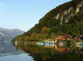 Hotel Châlet Du Lac, hôtel à Iseltwald