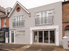 Suites at number Ten, apartment in Broadstairs
