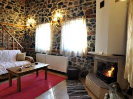 Aroma Elatis, hotel in Palaios Agios Athanasios