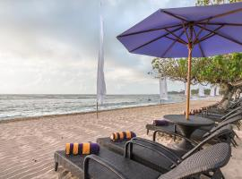 Inna Bali Beach Garden, hotel with pools in Sanur