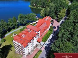 Hotel Nidzki, hotel in Ruciane-Nida