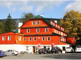 Hotel Alba, hotel in Deštné v Orlických horách