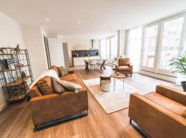 Stadslogies in Leeuwarden, apartment in Leeuwarden