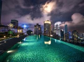 Dorsett Residences Bukit Bintang @Dorsett Kuala Lumpur, íbúðahótel í Kuala Lumpur