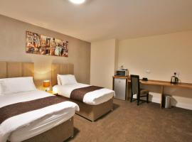 New County Hotel by RoomsBooked, hotel in Gloucester
