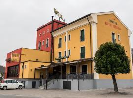 Hotel Blue Ribbon, hotel in Vercelli