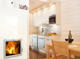Holiday Club Himos Apartments, hotelli kohteessa Jämsä lähellä maamerkkiä Himoksen matkailukeskus