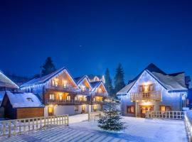 Family Hotel Cascad, hotel in Bukovel
