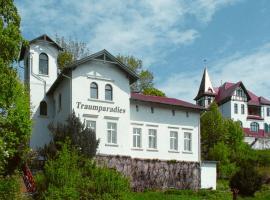 Traumparadies, Hotel in der Nähe von: Schauweinberg Herzoglicher Weinberg, Bad Sulza