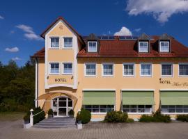 Hotel Alter Wirt, hotel near Munich Airport - MUC, Hallbergmoos