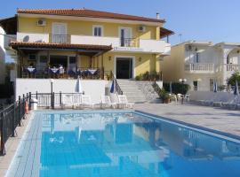 Andreolas Beach Hotel, hotel in Laganas