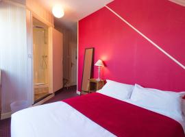 Logis Hotel Rabelais, hotel in Tours