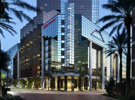 New Orleans Marriott Metairie At Lakeway, hotel near Treasure Chest Casino, Metairie